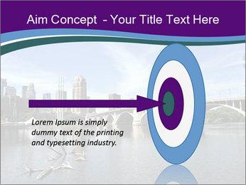 Downtown Minneapolis PowerPoint Template - Slide 83