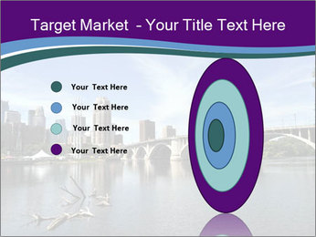 Downtown Minneapolis PowerPoint Template - Slide 84