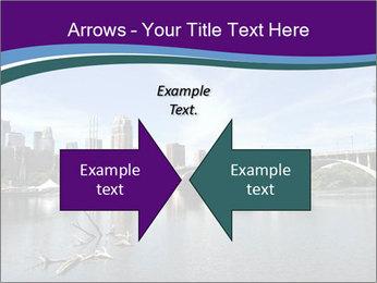Downtown Minneapolis PowerPoint Template - Slide 90