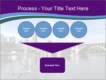 Downtown Minneapolis PowerPoint Template - Slide 93