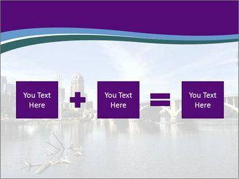 Downtown Minneapolis PowerPoint Template - Slide 95