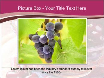 Fresh cherries PowerPoint Template - Slide 16