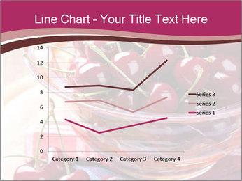 Fresh cherries PowerPoint Template - Slide 54