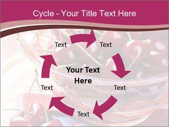 Fresh cherries PowerPoint Template - Slide 62