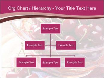 Fresh cherries PowerPoint Template - Slide 66