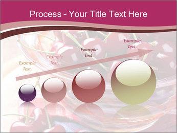 Fresh cherries PowerPoint Template - Slide 87