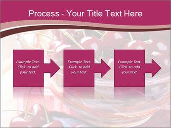 Fresh cherries PowerPoint Template - Slide 88