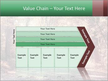Autumn trees PowerPoint Template - Slide 27