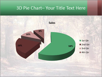 Autumn trees PowerPoint Template - Slide 35