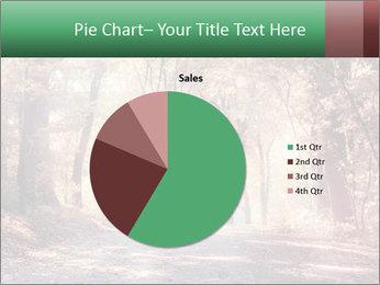 Autumn trees PowerPoint Template - Slide 36