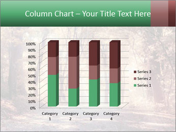Autumn trees PowerPoint Template - Slide 50