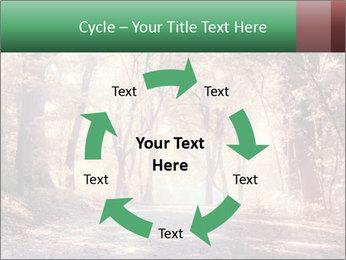 Autumn trees PowerPoint Template - Slide 62