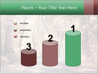 Autumn trees PowerPoint Template - Slide 65
