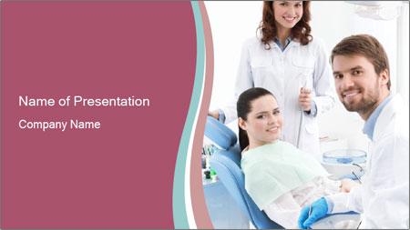 Dentist PowerPoint Template