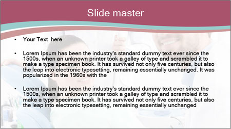 Dentist PowerPoint Template - Slide 2