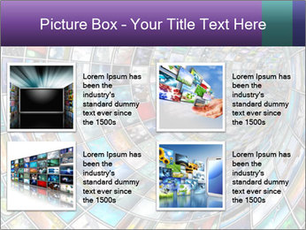 Tunnel PowerPoint Template - Slide 14