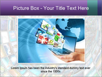 Tunnel PowerPoint Template - Slide 15