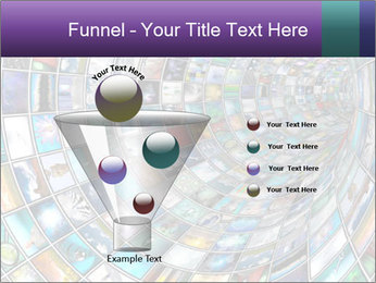 Tunnel PowerPoint Template - Slide 63