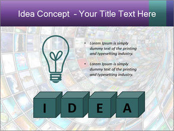 Tunnel PowerPoint Template - Slide 80