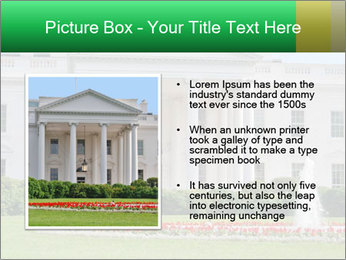 The White House PowerPoint Template - Slide 13