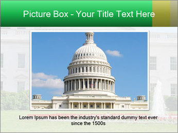 The White House PowerPoint Template - Slide 15