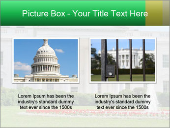The White House PowerPoint Template - Slide 18