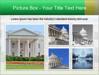 The White House PowerPoint Template - Slide 19