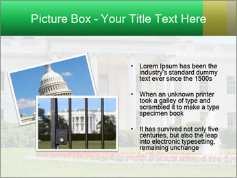 The White House PowerPoint Template - Slide 20