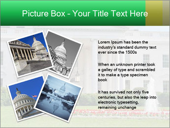 The White House PowerPoint Template - Slide 23
