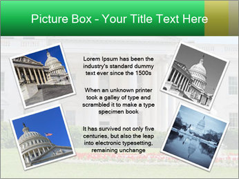 The White House PowerPoint Template - Slide 24