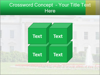 The White House PowerPoint Template - Slide 39