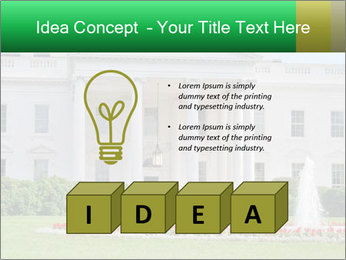 The White House PowerPoint Template - Slide 80