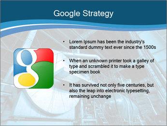 Industrial ladders PowerPoint Template - Slide 10