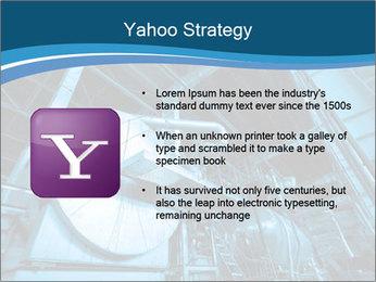 Industrial ladders PowerPoint Template - Slide 11