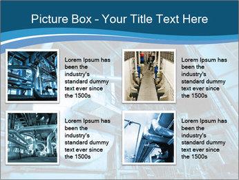 Industrial ladders PowerPoint Template - Slide 14