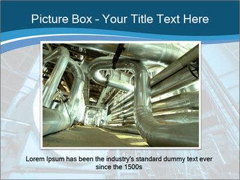 Industrial ladders PowerPoint Template - Slide 15