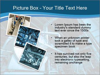 Industrial ladders PowerPoint Template - Slide 17