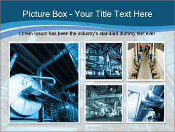 Industrial ladders PowerPoint Template - Slide 19