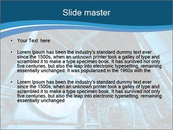 Industrial ladders PowerPoint Template - Slide 2
