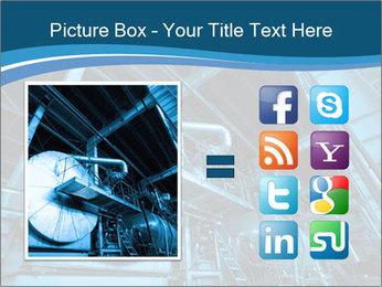 Industrial ladders PowerPoint Template - Slide 21