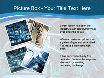 Industrial ladders PowerPoint Template - Slide 23
