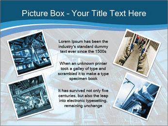Industrial ladders PowerPoint Template - Slide 24
