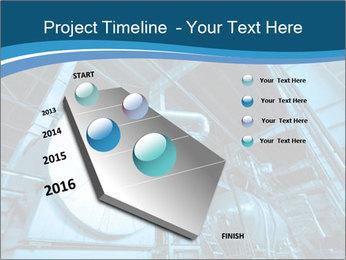Industrial ladders PowerPoint Template - Slide 26