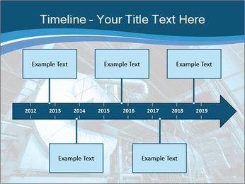 Industrial ladders PowerPoint Template - Slide 28