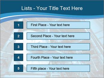Industrial ladders PowerPoint Template - Slide 3