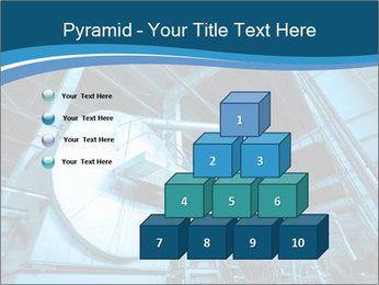 Industrial ladders PowerPoint Template - Slide 31