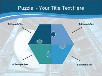 Industrial ladders PowerPoint Template - Slide 40