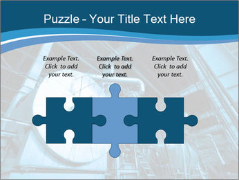Industrial ladders PowerPoint Template - Slide 42