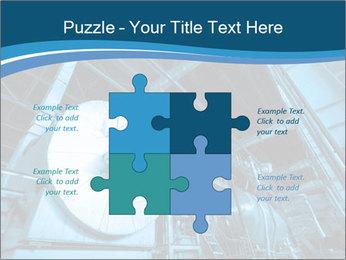 Industrial ladders PowerPoint Template - Slide 43