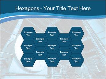 Industrial ladders PowerPoint Template - Slide 44